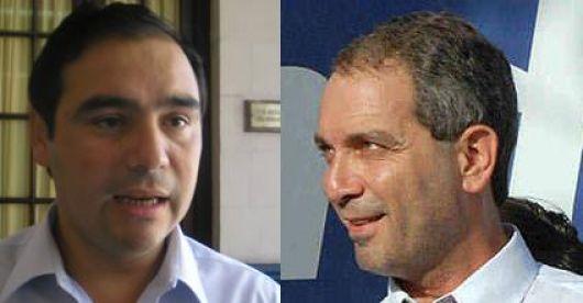 Valdés con Julio Alak: trabajo en conjunto para combatir el delito