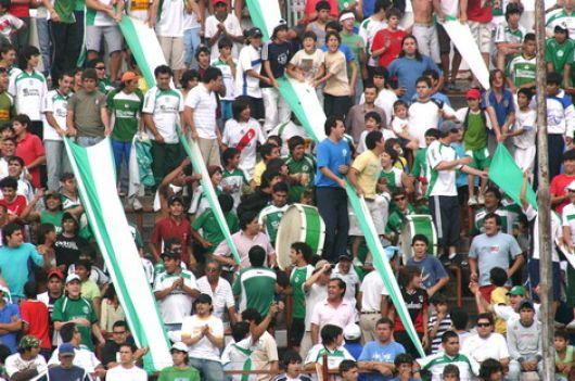 Textil Mandiyú hizo fútbol con algunas modificaciones