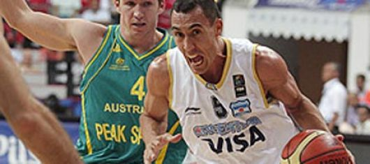 Argentina ganó (74-72) su segundo partido del Mundial
