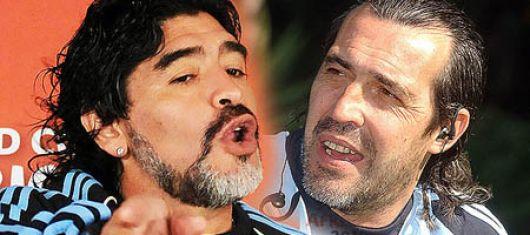 """Algunos comentarios sobre Batista, Maradona, el equipo, el triunfo y el """"papelonazo"""" de los gallegos"""