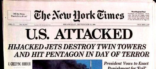 """""""The New York Times"""" anticipó el fin de su edición impresa"""