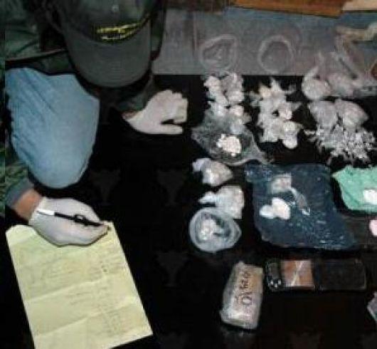Detuvieron a narcos con lazos en Corrientes