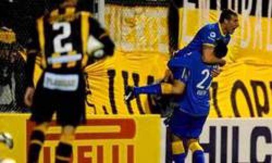 Boca ganó y respira Borghi
