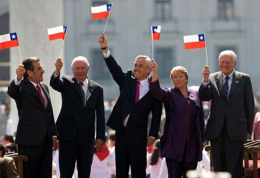 Siguen los festejos por el Bicentenario en Chile