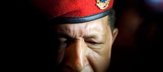 Chávez cerró la campaña del PSUV