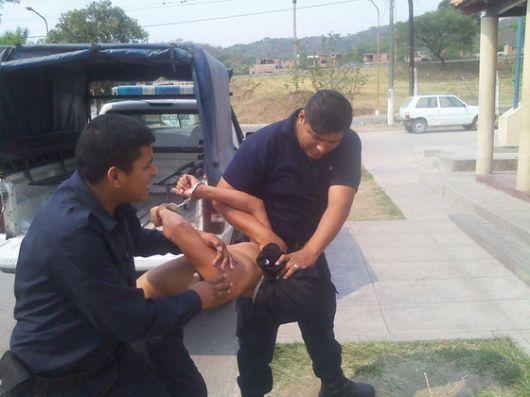 Cayeron tres jóvenes que registraban varios pedidos de captura