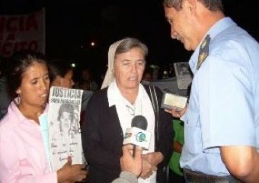 "Marta Pelloni: ""Queremos que se investigue al autor intelectual"""