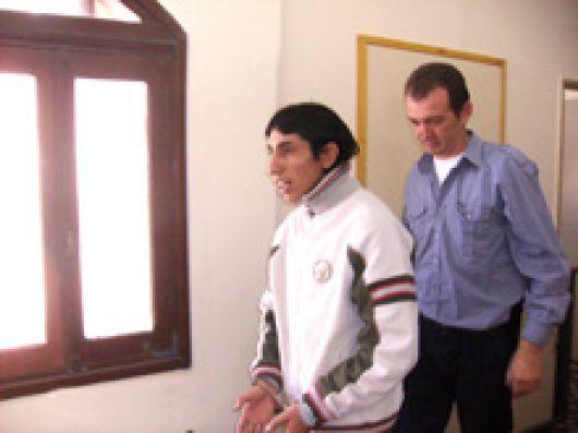 Ramoncito: Beguiristain reconoció elementos y atraparon al prófugo Daniel Alegre