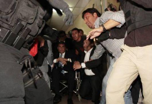 Los pormenores del espectacular rescate de Rafael Correa