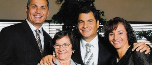 El hermano de Correa lo acusa de provocar la crisis