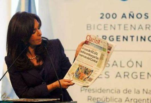 CFK recibió mala noticia en Alemania
