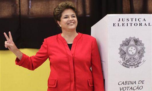 Brasil: Dilma Rousseff mantiene ventaja sobre José Serra