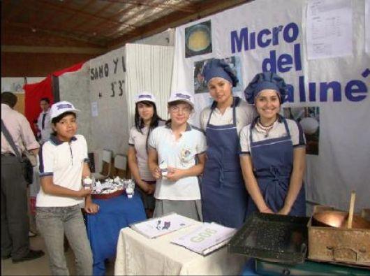 Más de 120 stands participan de Microemprendimientos