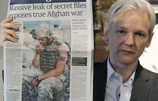 Ataque masivo del Pentágono contra Wikileaks y Assange dará entrevista