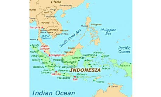 Será noticia en 2011 (1): Indonesia