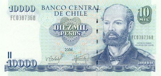 Chile inicia devaluación del peso para mantener competitividad