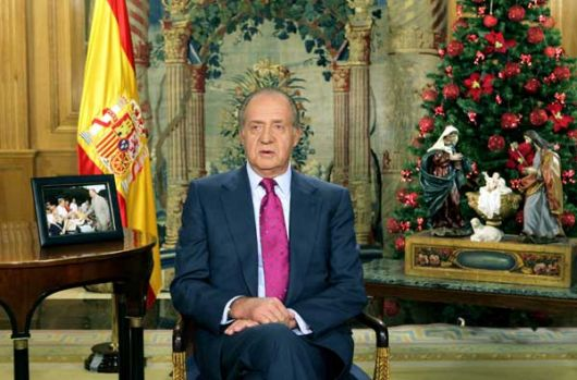 Broma al rey de España sale como tiro por la culata