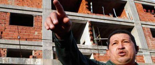 Chávez ordena intensificar la política de expropiaciones en Venezuela