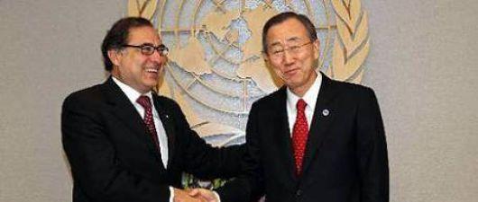 """Argentina preside """"los 77 más China"""""""