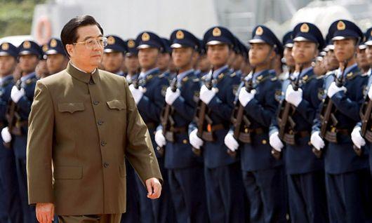 El avión invisible de China, contexto de la visita de Jintao a Obama