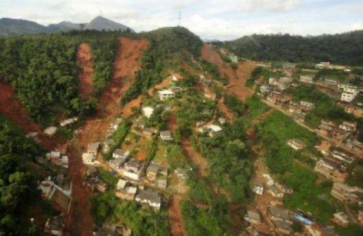 Brasil vive la peor catástrofe de su historia