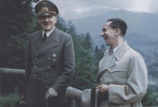 Los nazis ya filmaban en 3D