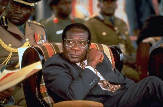 Mugabe envió soldados y mercenarios de Zimbabue