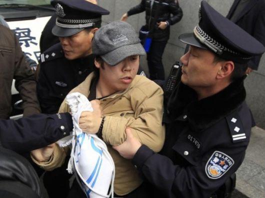 Confirmado: Hay ambiente de protesta en China