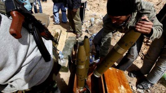 Libia Especial: Crónica de las batallas de Brega y Benghazi