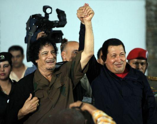 Cómo Gadafi llegó a maestro de una generación de dictadores