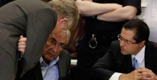 Se derrumba la acusación contra Strauss-Kahn