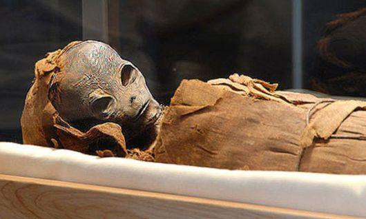 Cementerios extraterrestres: Los casos en Africa, Turquía y Egipto