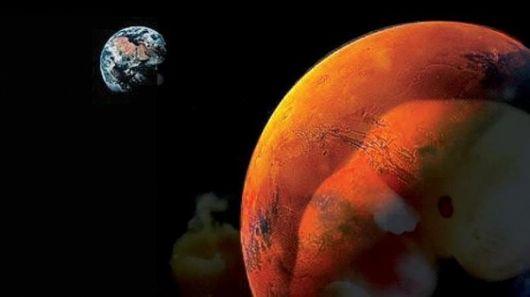 ¿Por qué Obama quiere ir a Marte?