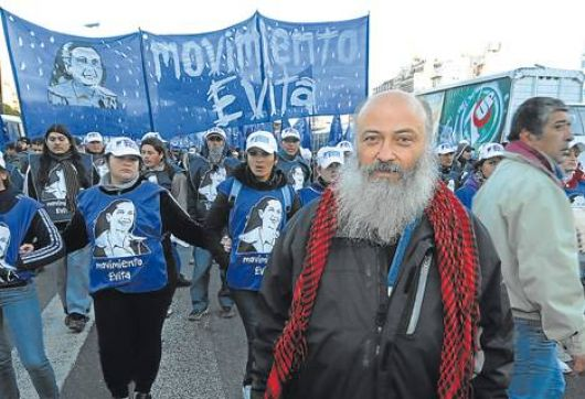 El Gobierno le entregó las obras al Movimiento Evita