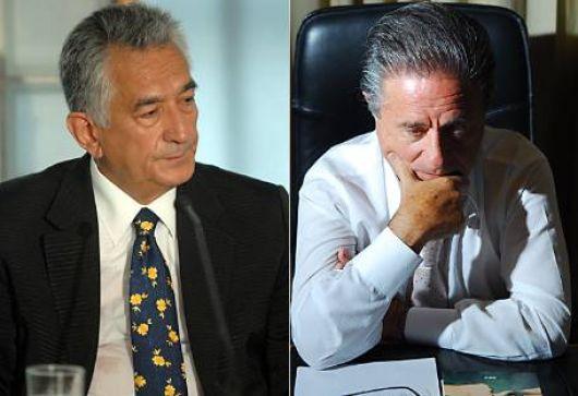 """Duhalde dijo que Rodríguez Saá se """"pasó al otro bando"""""""