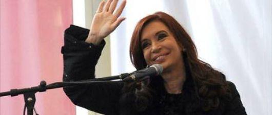 CFK retoma su agenda