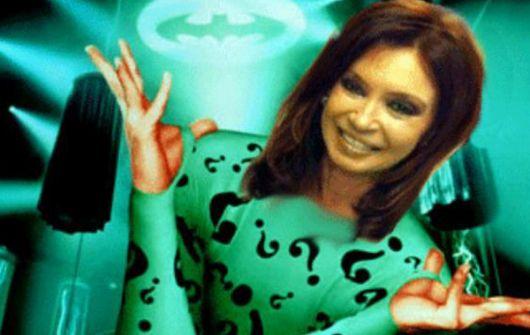 """El """"blue"""" a $5,03: Y ahora, ¿a quién le dará el puesto Cristina?"""