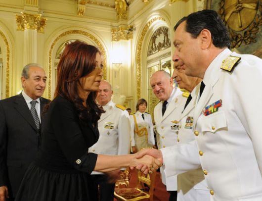 La Armada en tiempos de Paz