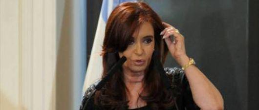 Cristina reaparece en la Rosada