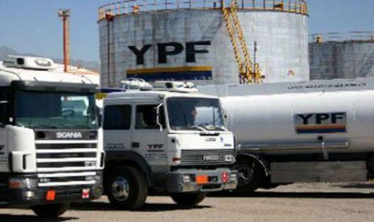 YPF tiene que importar gasoil