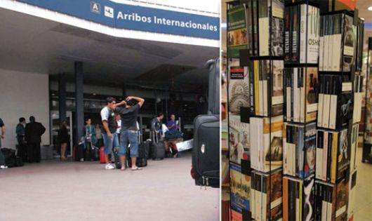 Moreno libera el ingreso vía courier de libros importados