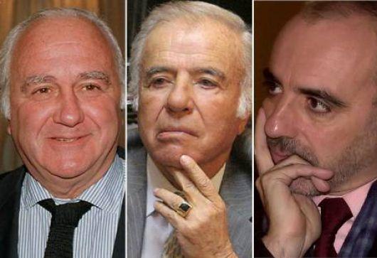 Causa AMIA: Menem y Galeano, a juicio oral