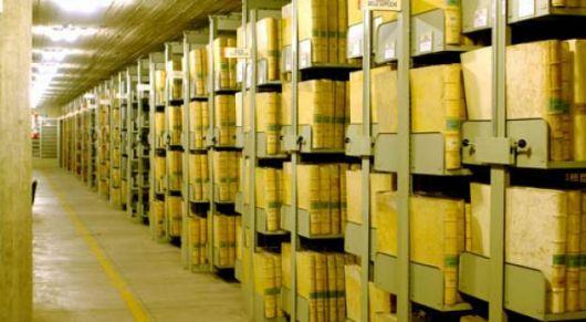 Exhibición de archivos del Vaticano