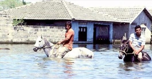 Paraguay: más de 13 mil familias inundadas