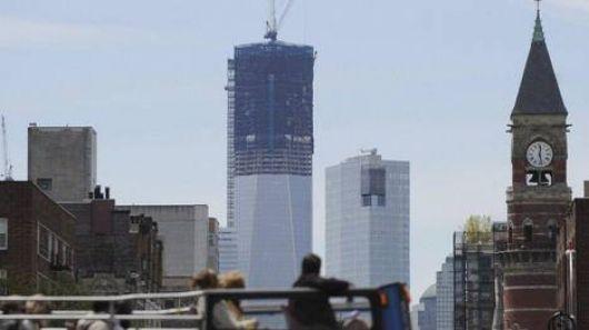 Nueva York le da la bienvenida a su nuevo edificio más alto