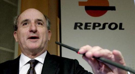 Repsol, sin YPF ganó un 12% más