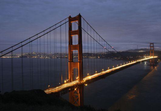 """El """"Golden Gate"""" cumple 75 años"""