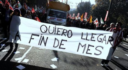 España, insostenible