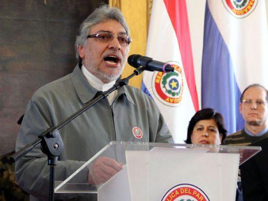 Fernando Lugo resiste