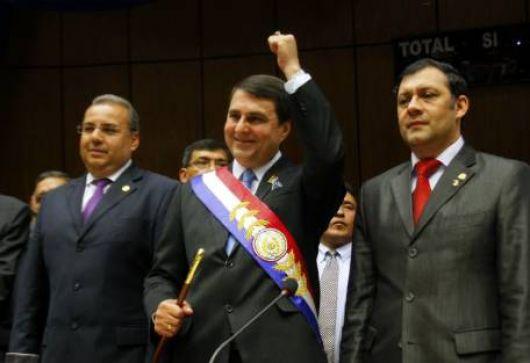 Franco no quiere a Venezuela en el Mercosur